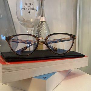 Medium, leopard print, Quay Australia glasses